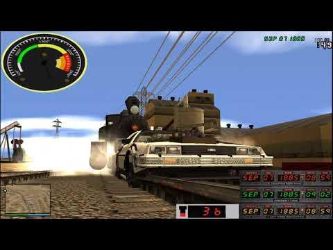 GTA SA BTTF KR MODE 6.1 (Bild 7.0), BTTF GAMEPLAY