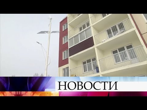 В Комсомольске-на-Амуре десятки сирот и инвалидов получили квартиры в социальном доме.