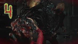 Pazaiskime Resident evil 2 Remake  4 dalis Lietuviskai  Claire B
