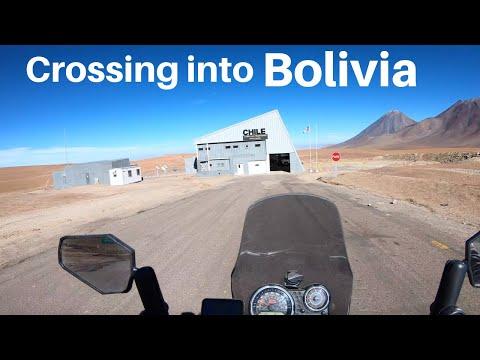 [S2 - Eps. 56] Crossing into BOLIVIA!