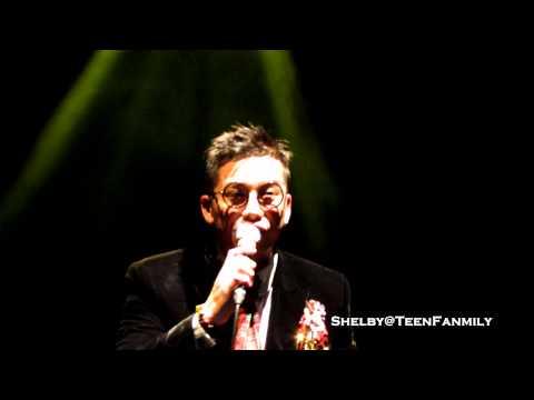 [2014-04-13] 小肥 2. 高登歌 - 側田Justin Lo x 小肥Terence SiuFay The Connected Show in Manchester