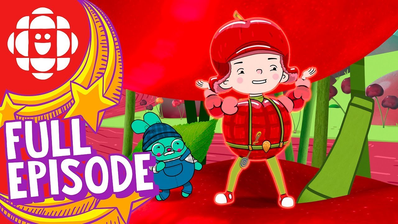 Download Ollie! | Cherry Lumberjack | CBC Kids