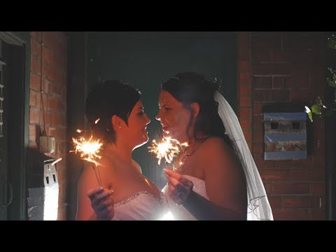 Jenna & Ellis Wedding Highlights