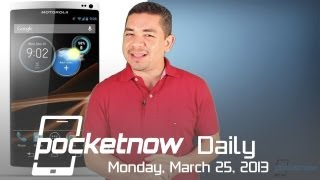 Galaxy Note III Indestructible Display, Motorola X Phone Image, HTC Slogan & More - Pocketnow Daily