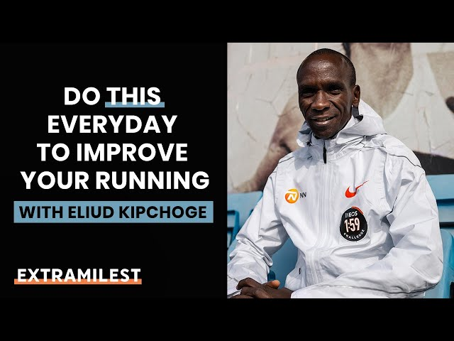 Kipchoge on How to Race Faster   The Last Milestone