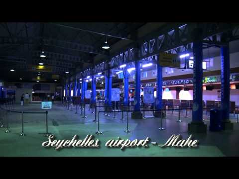 Mahe Airport / Seychelles Islands