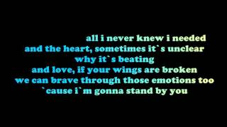 Rachel Platten Stand By You S On The Screen