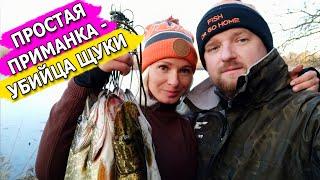 ПРИМАНКА УБИЙЦА ПРИНОСИТ МЕШОК ЩУКИ Ловля щуки на джиг осенью Рыбалка на спиннинг на щуку 2020