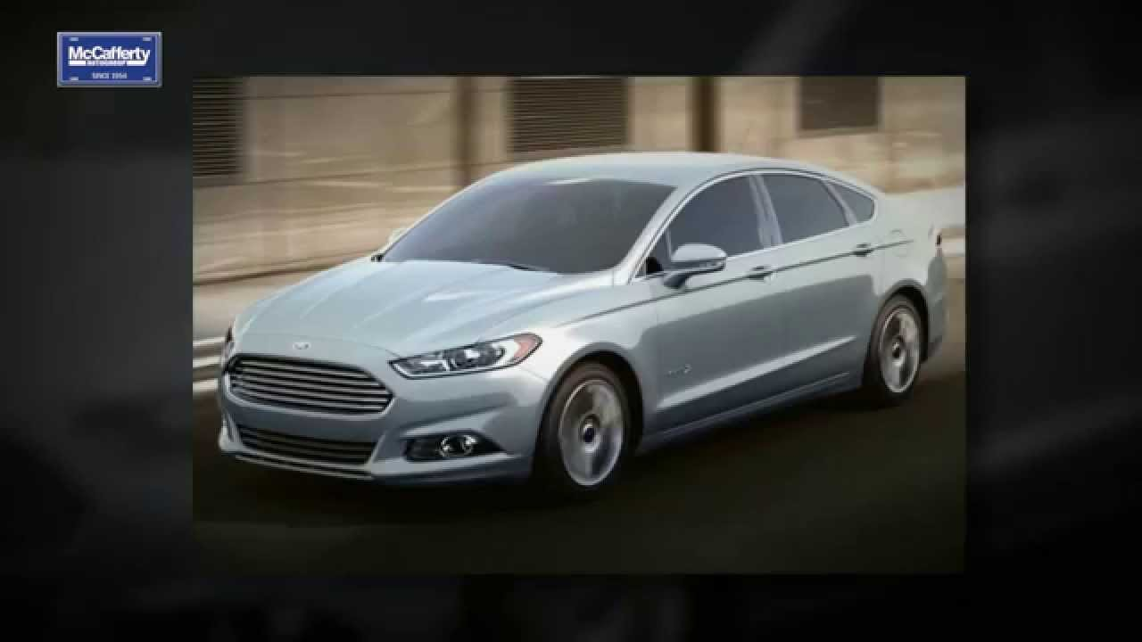 Ford Fusion Hybrid Vs Toyota Prius Mechanicsburg Mccafferty Of