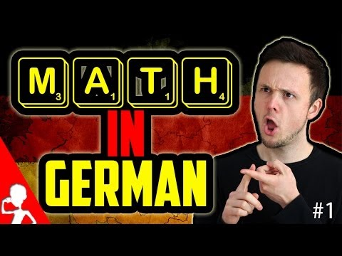 Math in German #1 | Learn German for Beginners | Lesson 20