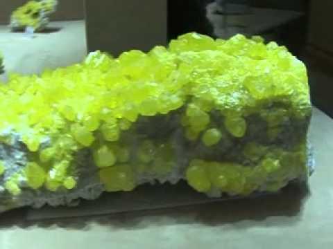 Circa 500 visitatori nel week-end alla Borsa del minerale e del fossile