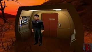 Star Trek: Hidden Evil gameplay