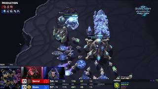 Serral vs. Stats   Starcraft II WCS Global Grand Finals  BlizzCon 2018