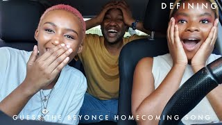 Baixar GUESS THE BEYONCE HOMECOMING LIVE SONG | #DEFINING