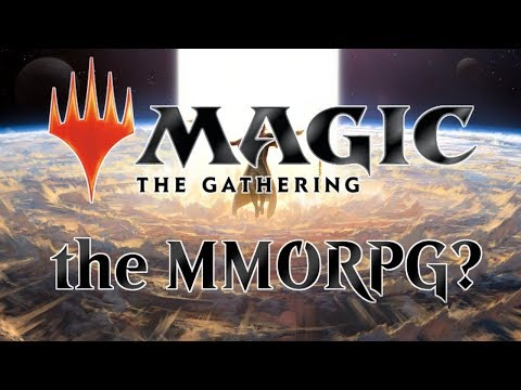 The Magic MMO - What We Know