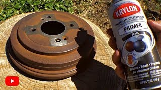 DIY | Painting Your Brakes