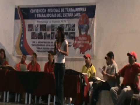 Union de trabajadores por el socialismo (UTS), Megainfocentro Lara, Barquisimeto