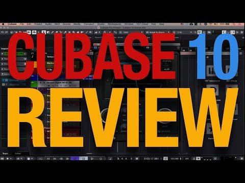 Cubase 10 Review