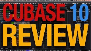 Cubase 10 Review