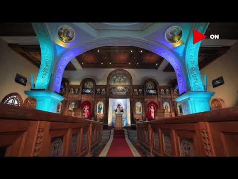 عظة الأحد - الأنبا إكليمندس يهنىء الشعب القبطي والكنيسة بصوم -نينوى-