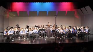 "Richards Middle School 7th Grade Band -  ""March Zuma"""