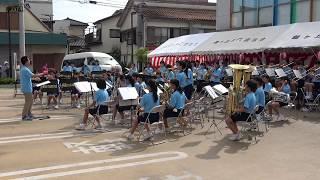 【吹奏楽】TOKYO GIRL~Perfume《鶴ヶ島市立南中学校吹奏楽部》