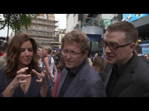 Finding Dory: Andrew Stanton, Angus Maclane & Lindsey Collinsp UK Premiere Interview Mp3