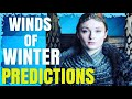 - winds of winter predictions - winds of winter predictions:, Sansa Stark Lady of Winterfell