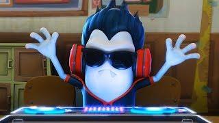 Komik Ev | 스푸키즈 | Videolar Çocuklar İçin Çizgi film | Spookiz | DJ Cula Animasyon