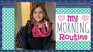 MY MORNING ROUTINE - GET READY WITH ME