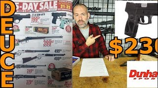 2018 Black Friday Firearms Deals