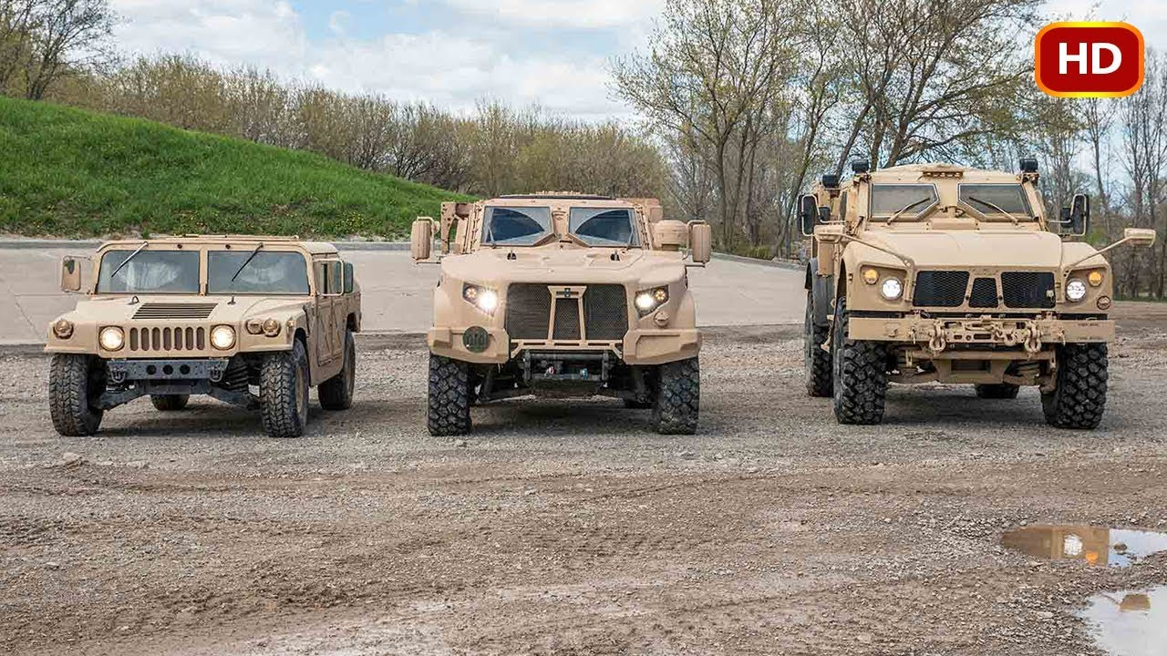 the reason why the u.s. army is replacing the humvee - youtube