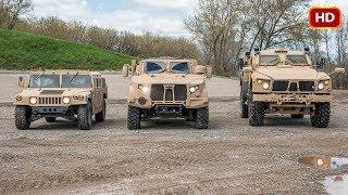 The reason why the U.S. Army is replacing the Humvee