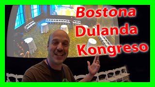 Esperanto: Dekoj da parolantoj – Dulanda LK en Bostono – Somero 2019