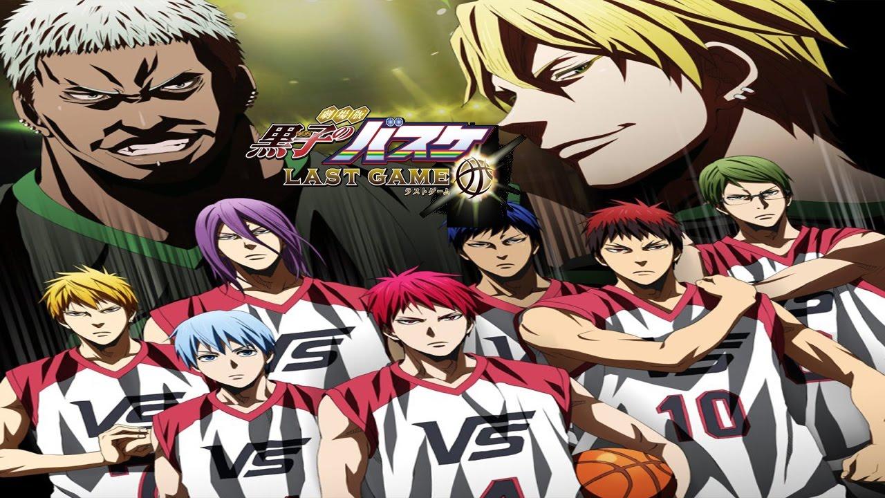 Kuroko no Basket: Last Game [Película]