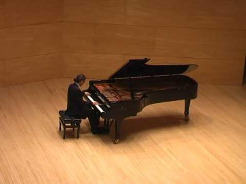 Ginastera: Suite de danzas criollas, Op.15 - Christian Badian, Piano
