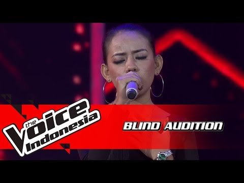 Adinda - Selalu Cinta | Blind Auditions | The Voice Indonesia GTV 2018