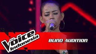 Adinda Selalu Cinta Blind Auditions The Voice Indonesia GTV 2018