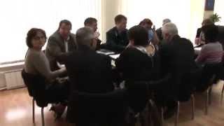 Министр выгнала журналистов с совещания