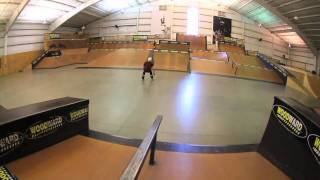Razors at Woodward Feat. Brian Aragon, Julian Bah, and Reed Huston