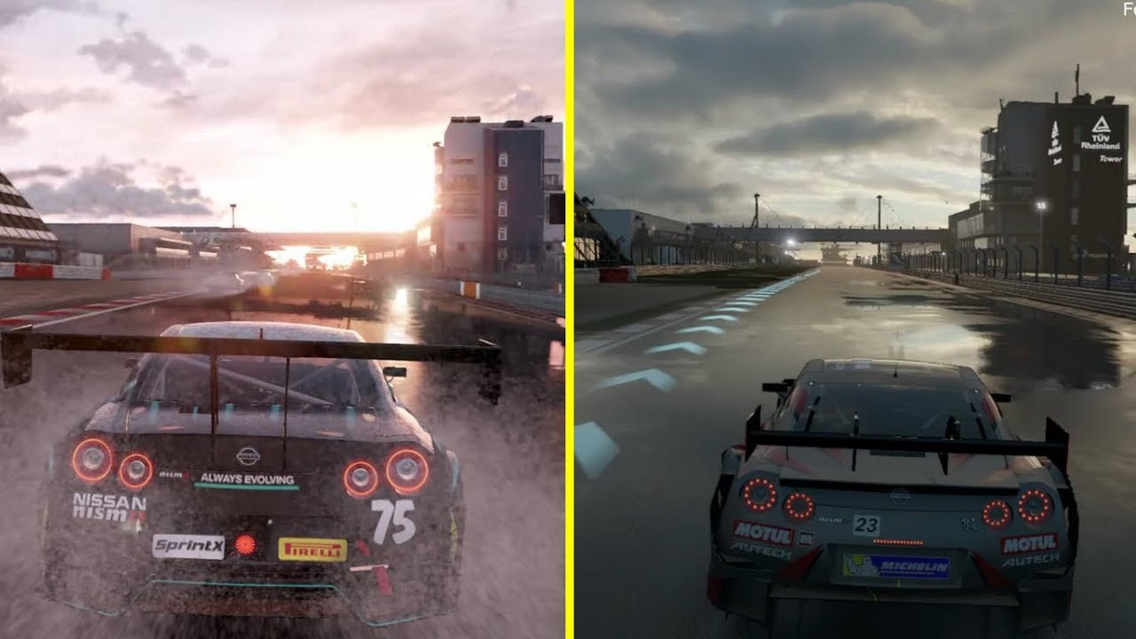 Project Cars 2 Vs Forza Motorsport 7: First Impressions