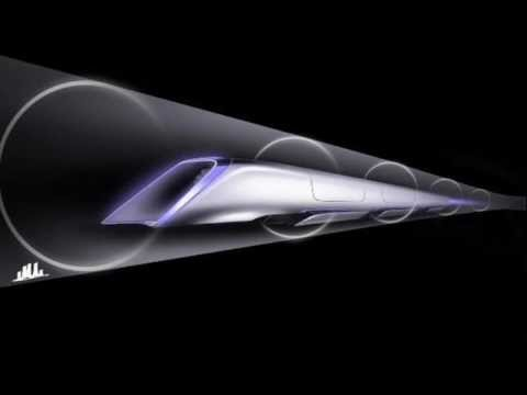 Hyperloop train plans unveiled by PayPal founder Elon Musk