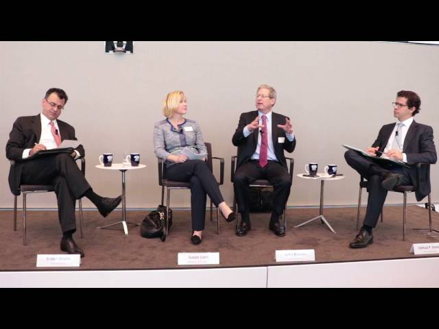 10/18/16 #NextGenTrade: Panel Discussion ft. Bhatia (GE), Lund (McKinsey & Co.), Frieden (Harvard)