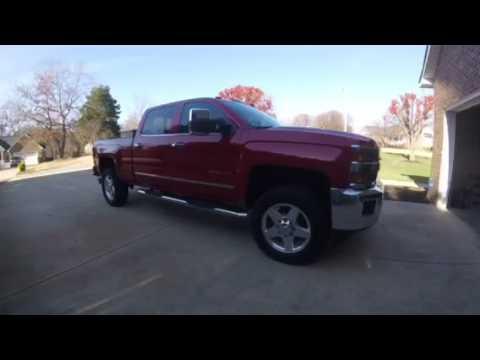 2015 Chevrolet Duramax EGR delete