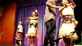 Tongan Dance!! tau'olunga