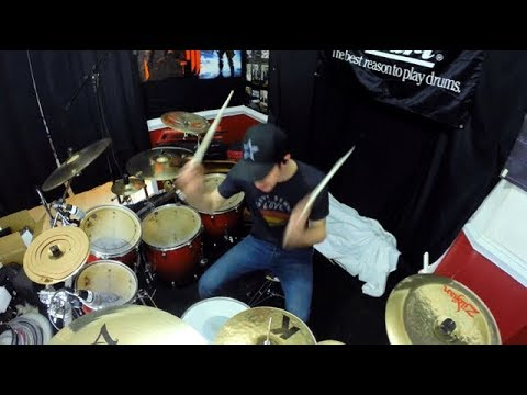 Lights Out - Drum Cover - Royal Blood Ft  My Igniter Snare!
