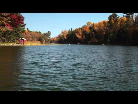Lake Bemidji Outlet to Ottertail Power Co Dam