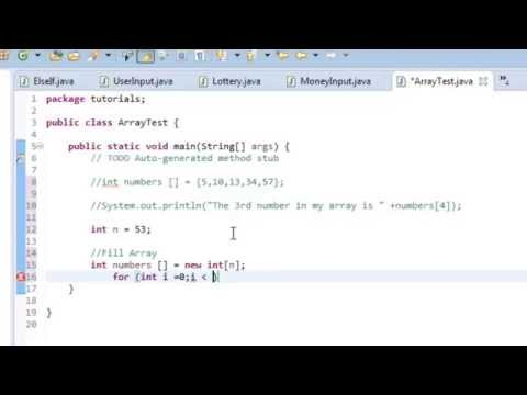 java-tutorial-9:-intro-to-arrays