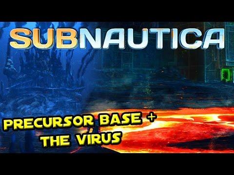 PRECURSOR BASE CONCEPT ART REVEALED + A VIRUS (Carar disease)! | Subnautica