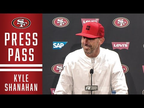 Kyle Shanahan Reacts to MNF Victory | 49ers